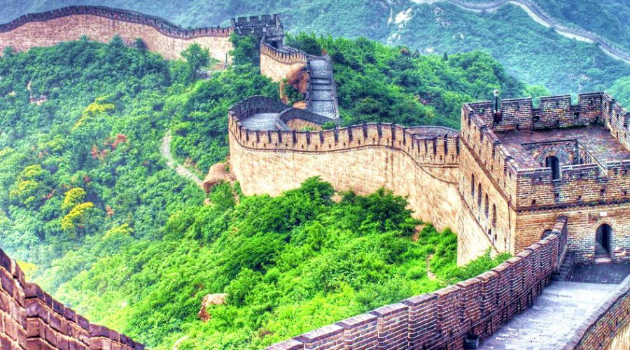 Attractions in China