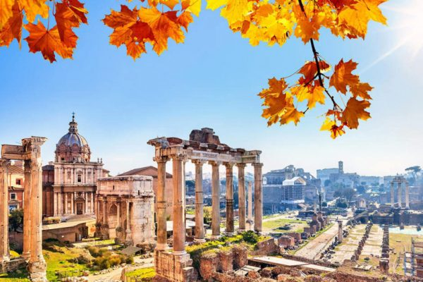 Destinations in Italy